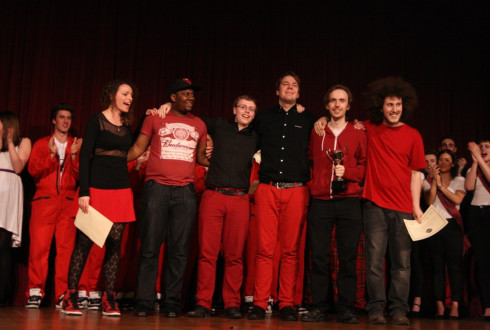 UK Voice Festival champions 2013- Vice