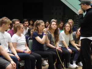 Tobias beatboxing workshop 1